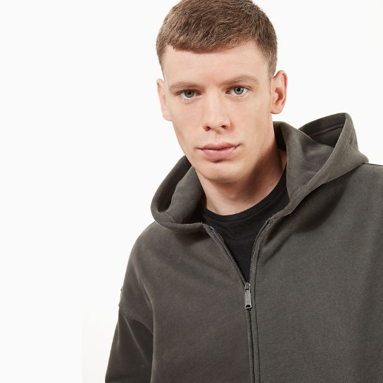 Timberland® x N Hoolywood Hoodie for Men in Dark Grey | Timberland