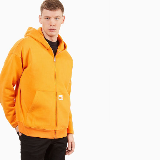 Timberland® x N Hoolywood Hoodie for Men in Orange | Timberland