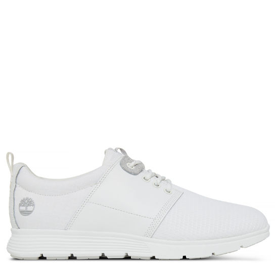 Killington Leather/Fabric Trainer Homme blanches | Timberland