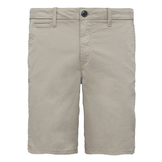 Herren Squam Lake Chino Shorts Braun | Timberland