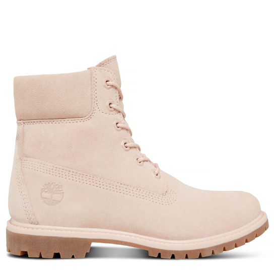 Women's 6-inch Boot Pastel Rose | Timberland