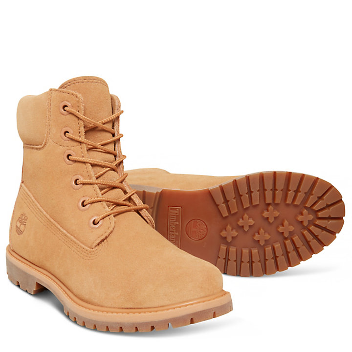 6-inch Boot Tan Donna-