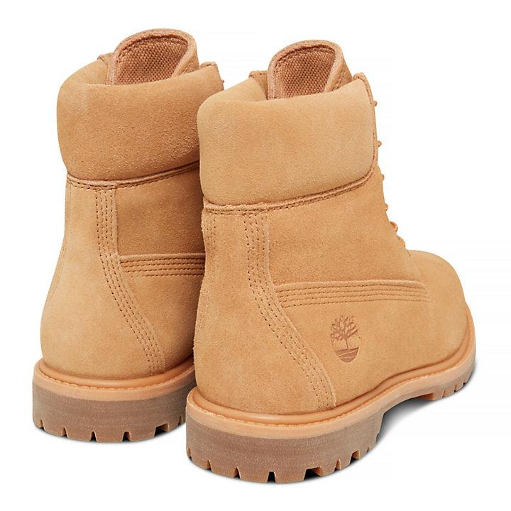 2947890245 Damen 6-Inch Boot Hellbraun | Timberland