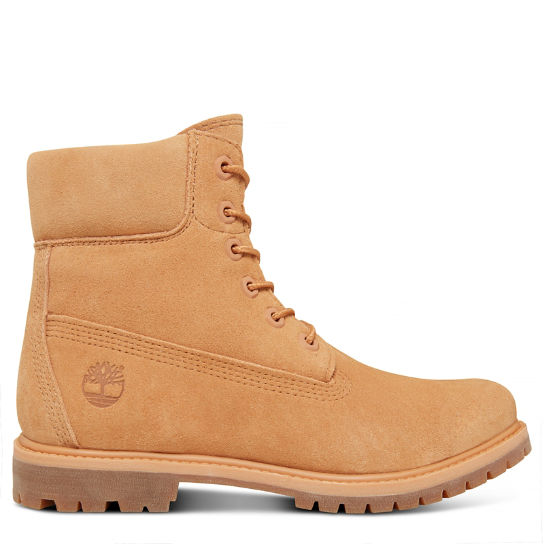 Women's 6-inch Boot Tan | Timberland