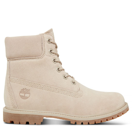 Women's 6-inch Boot Taupe | Timberland