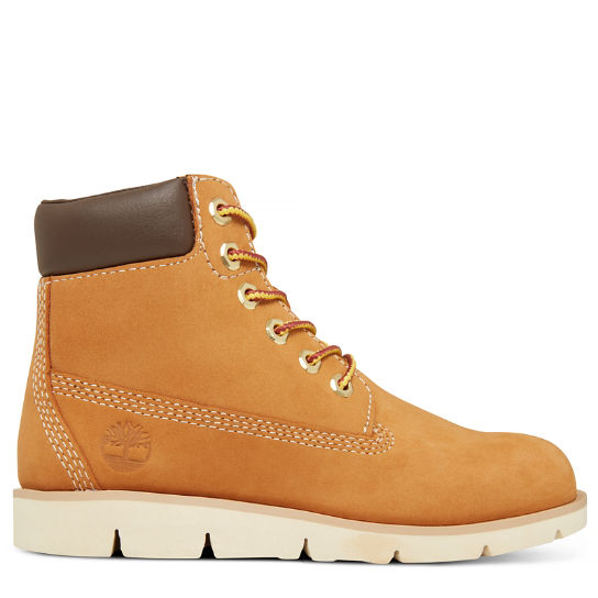 Radford 6 Inch Boot for Youth in Yellow | Timberland