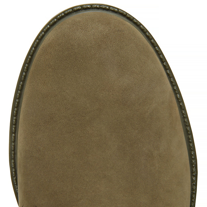 6-inch Boot Groen Dames-