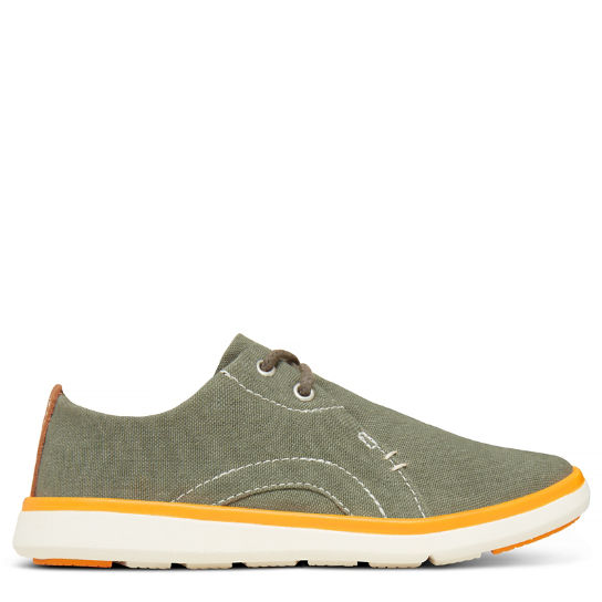 Youth Gateway Pier Oxford Shoe Camouflage | Timberland