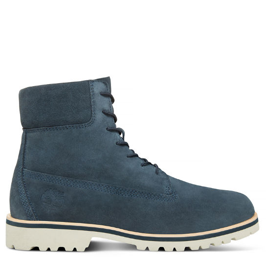 Men's Chilmark 6-Inch Suede Boot Navy | Timberland