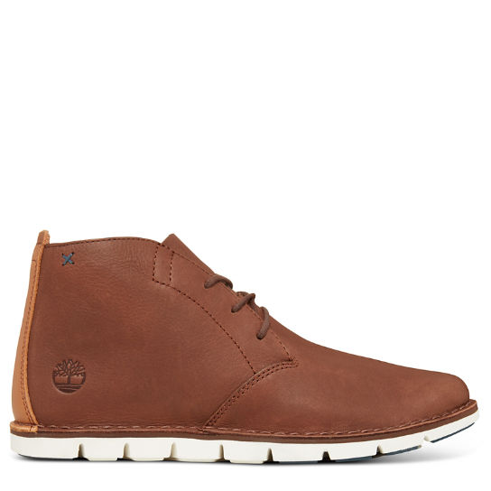 Men's Tidelands Desert Boot Brown | Timberland