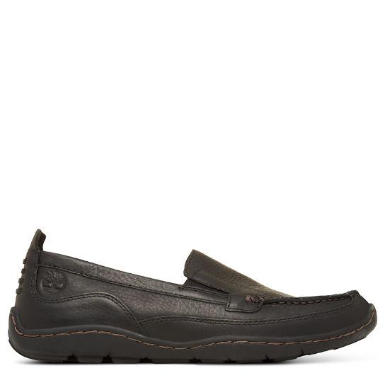 Sandspoint Venetian Shoe negro hombre