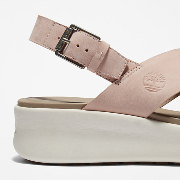 Los Angeles Wind Slingback for Women in Pale Rose-