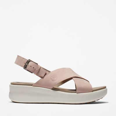 Los+Angeles+Wind+Slingback+f%C3%BCr+Damen+in+Blassrosa