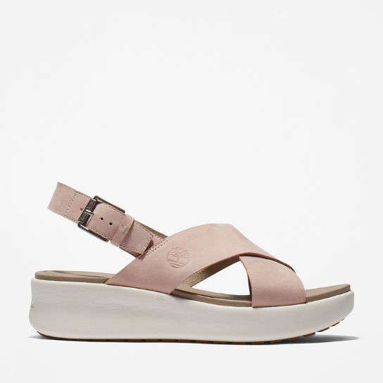 Women's Los Angeles Wind Slingback Sandal Pale Rose | Timberland