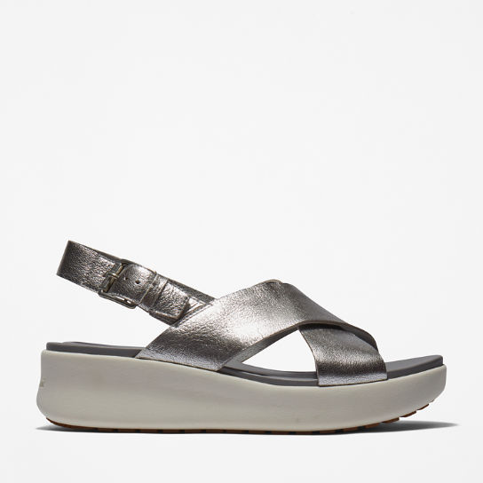 Los Angeles Wind Slingback for Women in Silver | Timberland