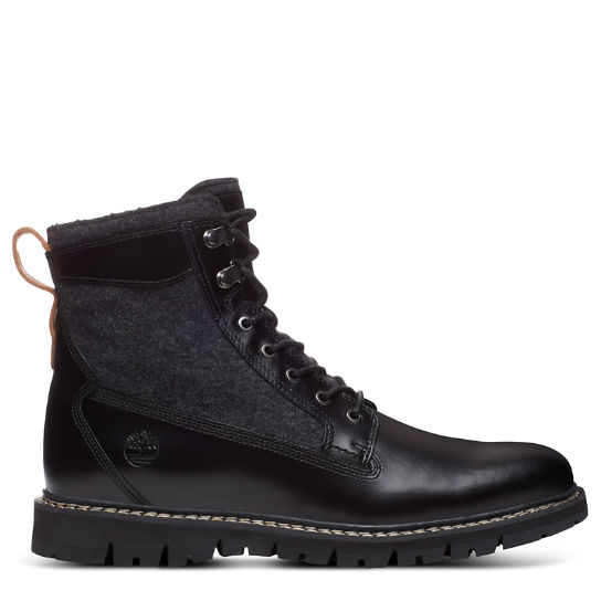 NXTwool™ Britton Hill 6-Inch-Herrenstiefel in Schwarz | Timberland