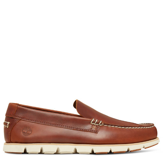 Men's Tidelands Venetian Shoe Brown | Timberland