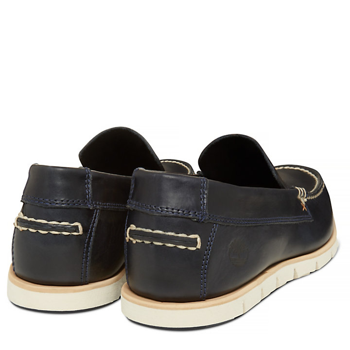 Tidelands Venetian Slip On Shoe for Men in Navy-