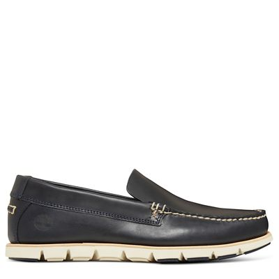 Tidelands+Venetian+Slip+On+Shoe+for+Men+in+Navy