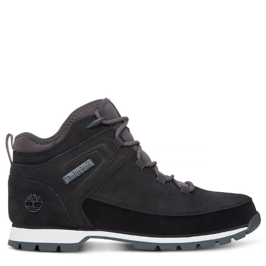 Men's Euro Sprint Sport Hiker Black/Grey | Timberland