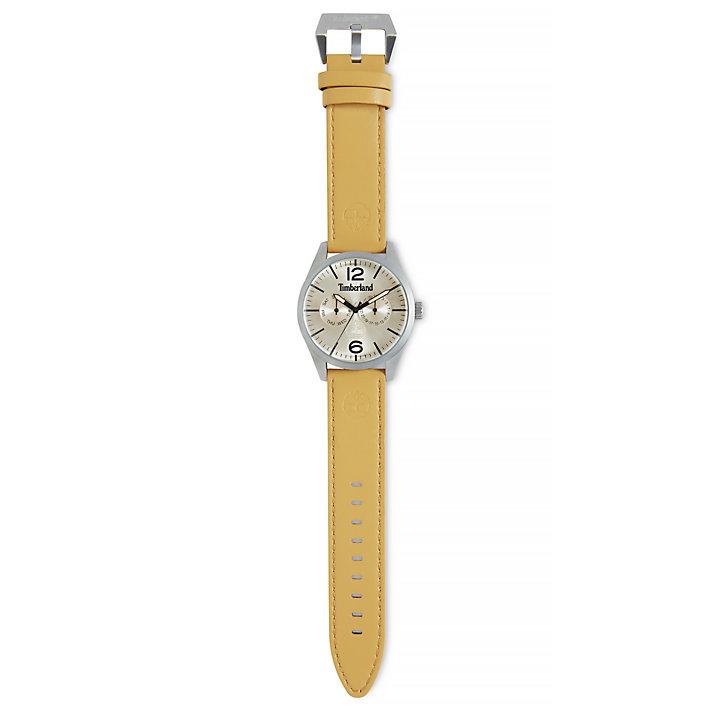 Reloj Middleton para Hombre en Perla/Amarillo-