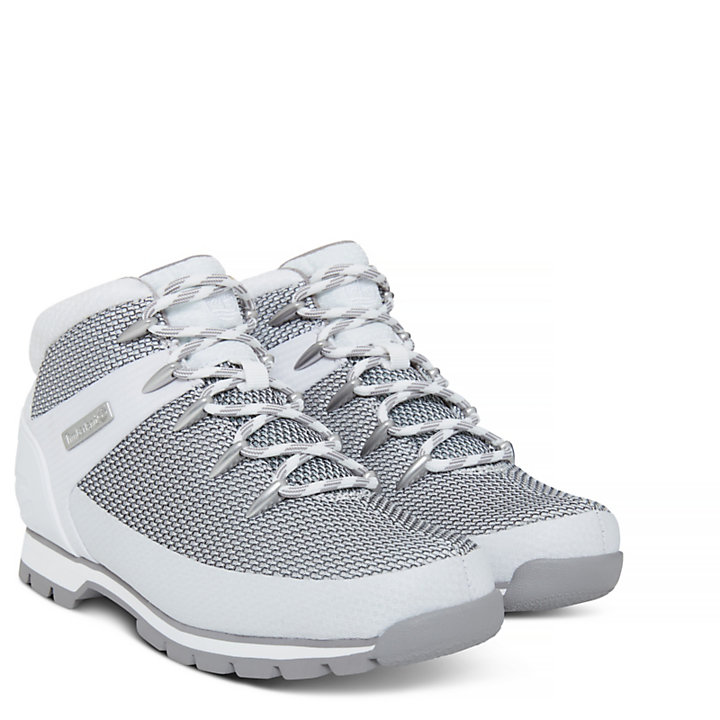 Euro Sprint Fabric Hiker Wit/Grijs Heren-