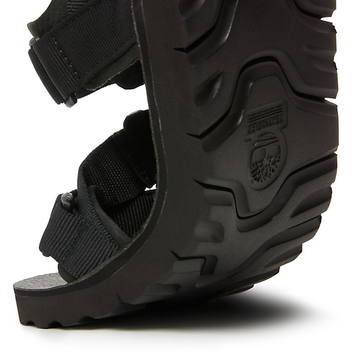 Men's Pierce Point Sandal Black-