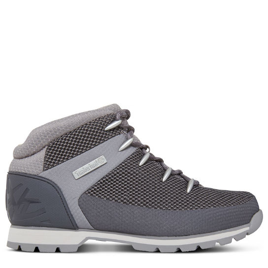 Men's Euro Sprint Fabric Hiker Grey | Timberland