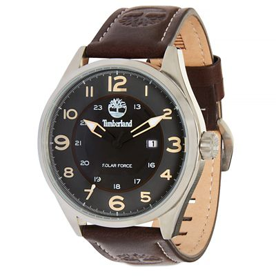 Farmington+Watch+for+Men+in+Black%2FBrown