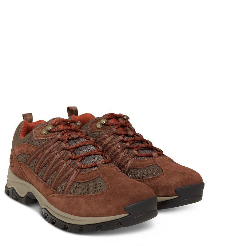 Timberland - mt. maddsen lite sneaker  marrón - 2