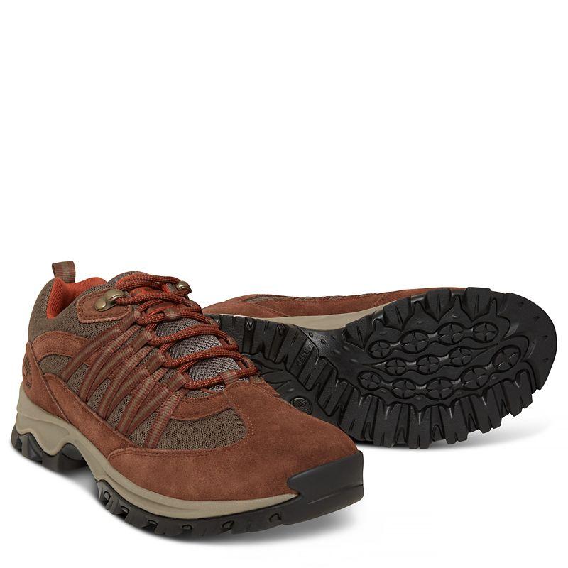 Timberland - mt. maddsen lite sneaker  marrón - 3