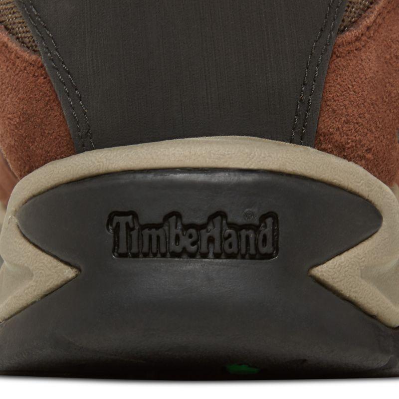 Timberland - mt. maddsen lite sneaker  marrón - 9