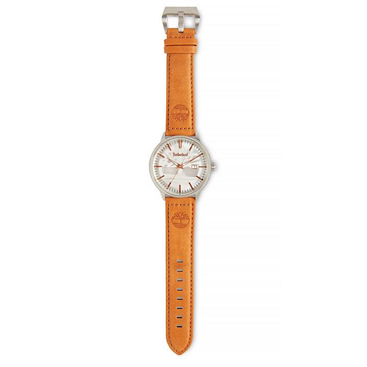 Edgemont Horloge voor Heren in Zilver/taan-