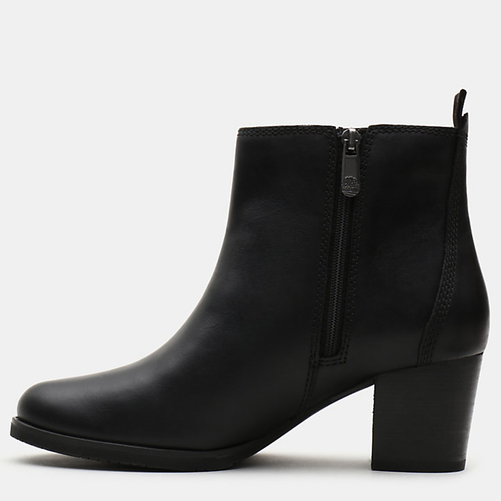 Eleonor Street Ankle Boot for Women in Black-