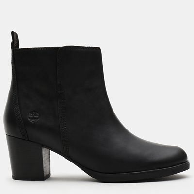 Eleonor+Street+Ankle+Boot+for+Women+in+Black