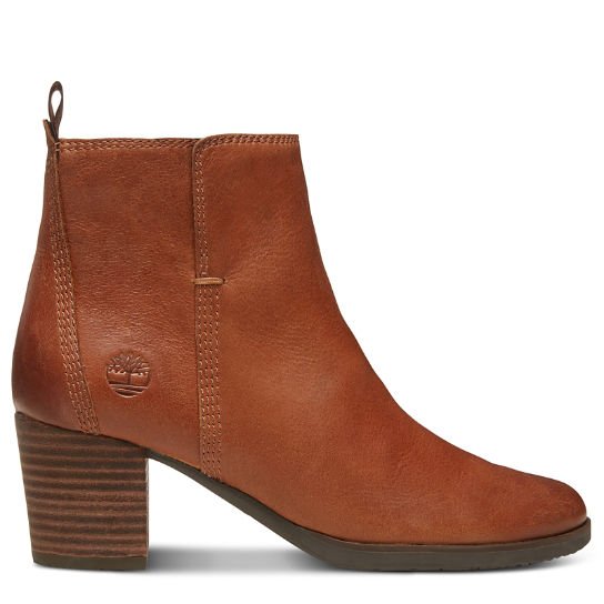 Eleonor Street Ankle Boot for Women in Brown | Timberland