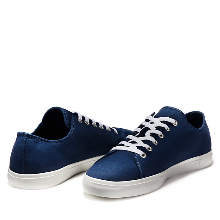 Men's Newport Bay Lace-Up Oxford Shoe Navy-