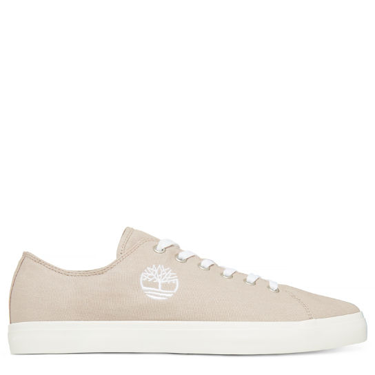 Newport Bay Lace-Up Oxford Shoe Heren Beige | Timberland