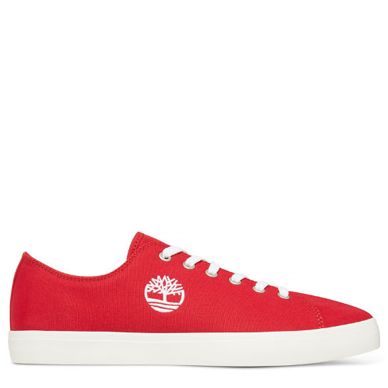 Newport Bay Lace-Up Oxford Shoe Homme Rouge | Timberland