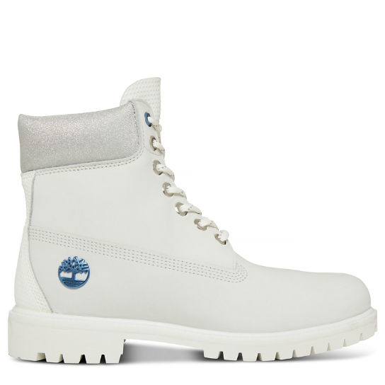 Men's Timberland® 6-Inch Ice Boot White | Timberland