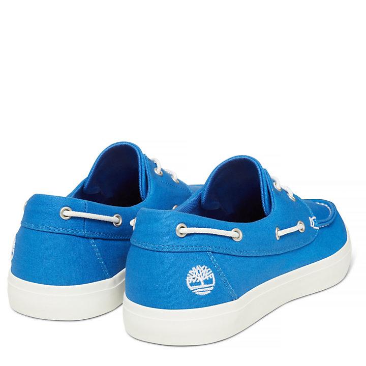 Herren Newport Bay Oxford Bootsschuh Blau-