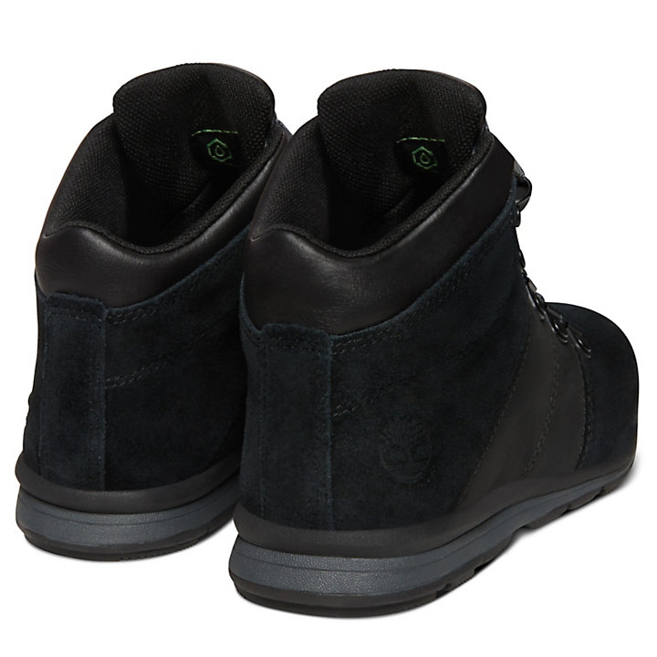 GT Rally Boot for Youth in Black-