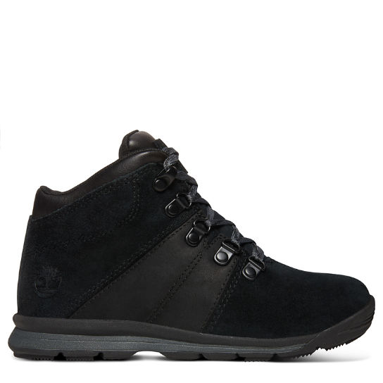 GT Rally Boot for Youth in Black | Timberland