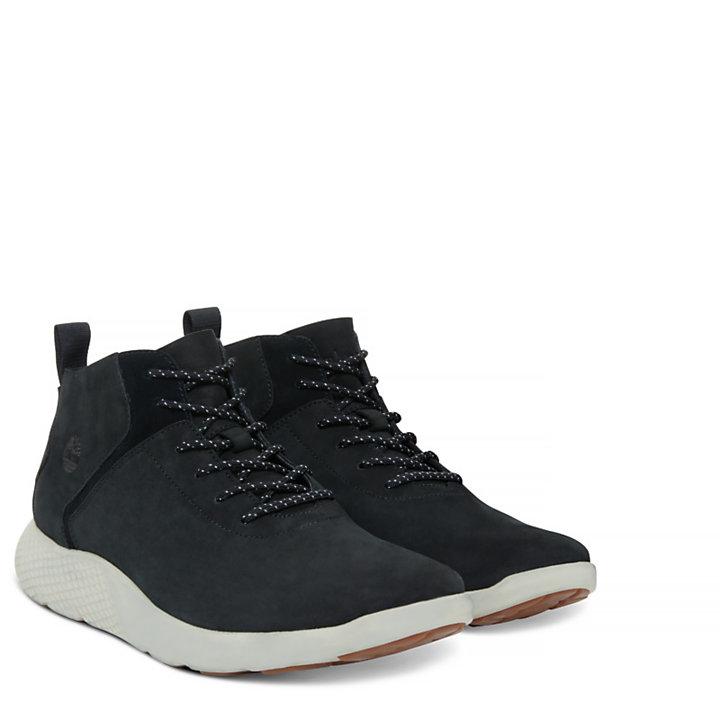 ed87ed1d8bc63 Men's Flyroam Leather Trainer Black | Timberland