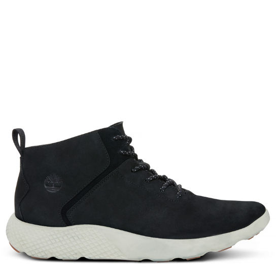 Flyroam Leather Trainer Homme noir | Timberland