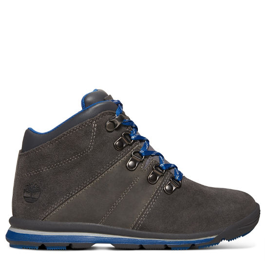 GT Rally Boot for Youth in Grey | Timberland