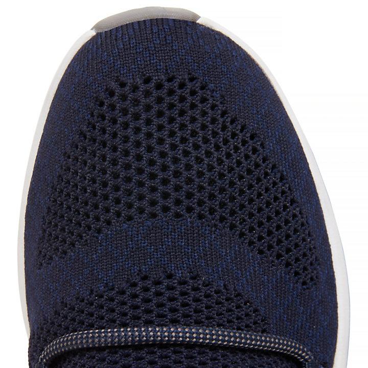 Flyroam Go Knitted Oxford voor Heren in Marineblauw-