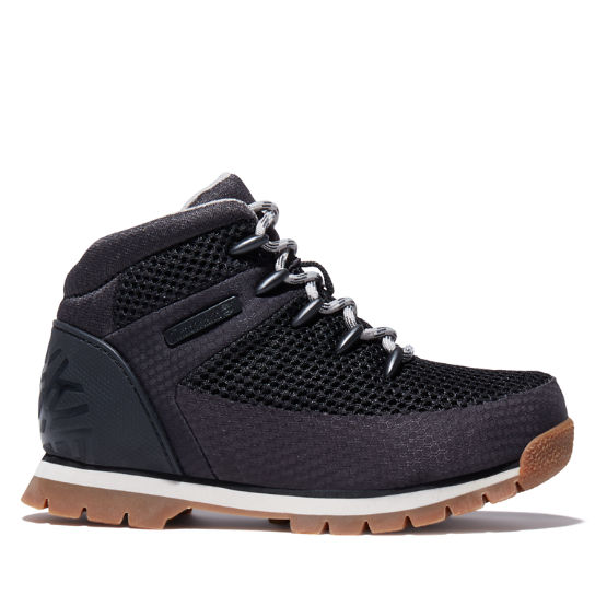 Euro Sprint Boot Junior Noir | Timberland