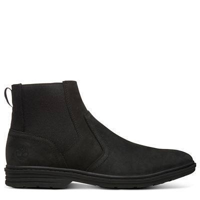Sawyer+Lane+Chelsea+Boot+for+Men+in+Black
