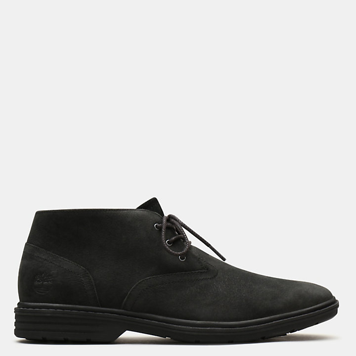 Sawyer Lane Chukka for Men in Black-